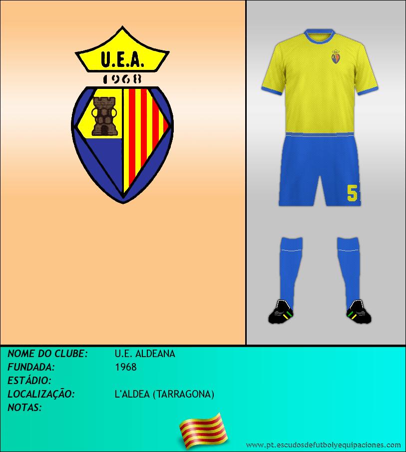 Escudo de U.E. ALDEANA