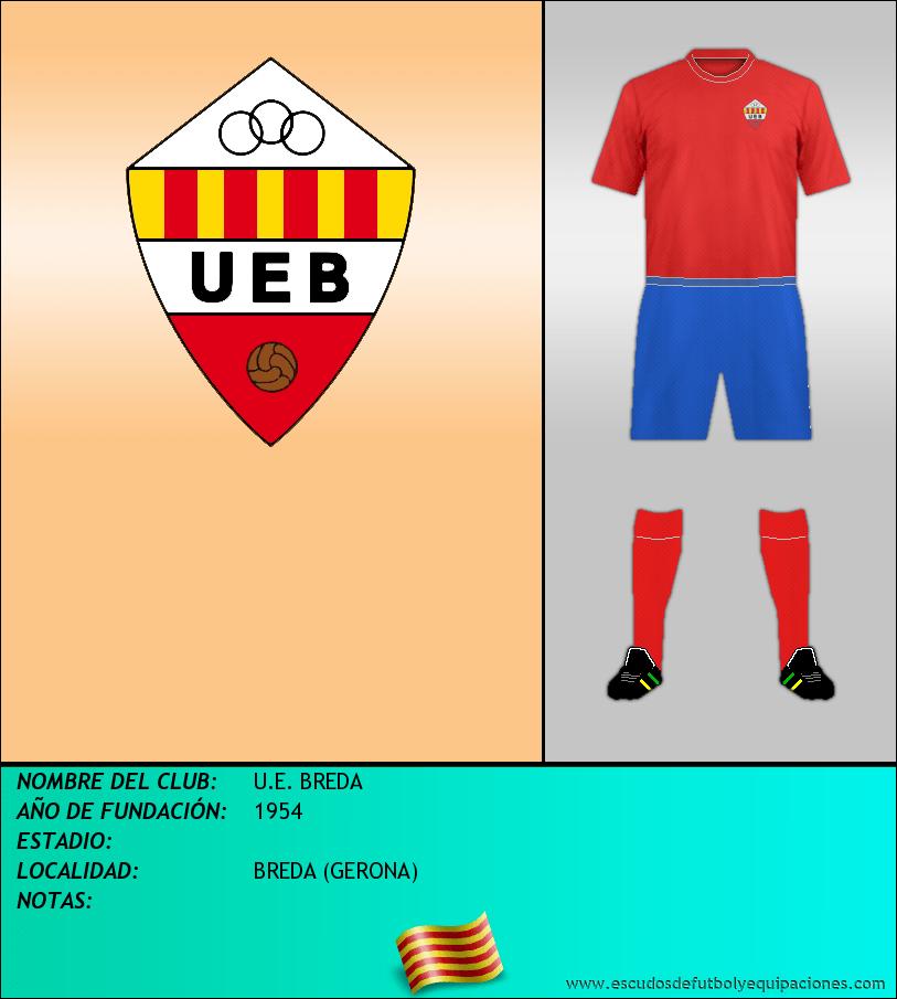Escudo de U.E. BREDA