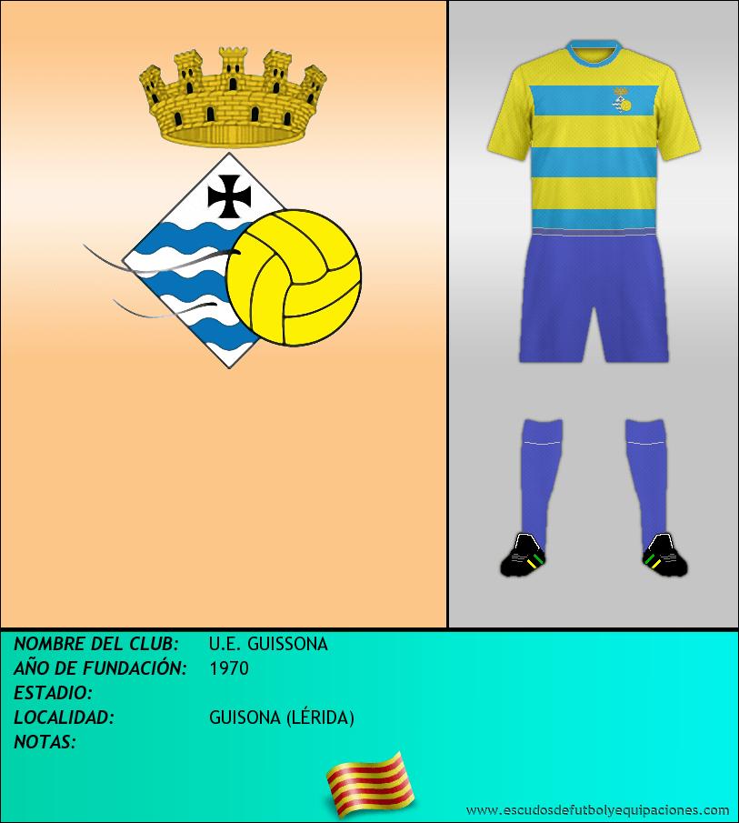 Escudo de U.E. GUISSONA