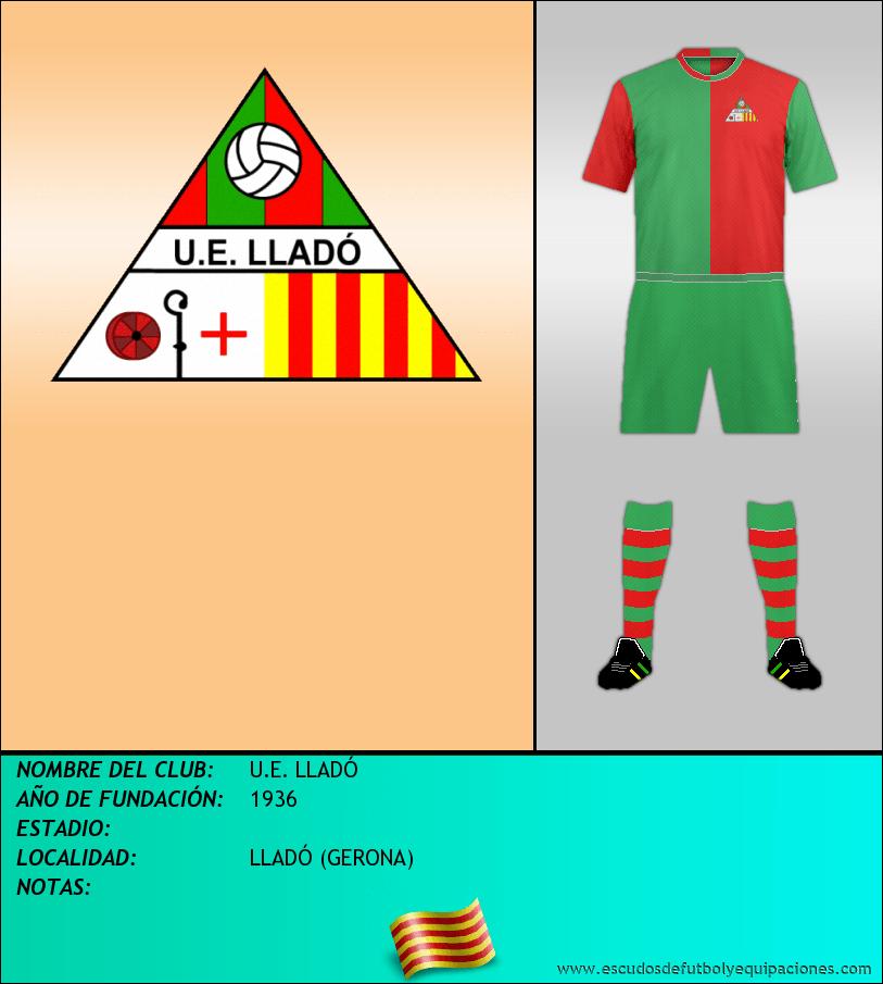 Escudo de U.E. LLADÓ
