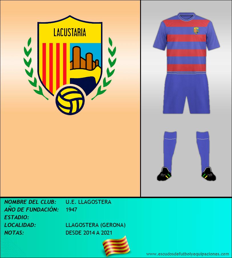 Escudo de U.E. LLAGOSTERA