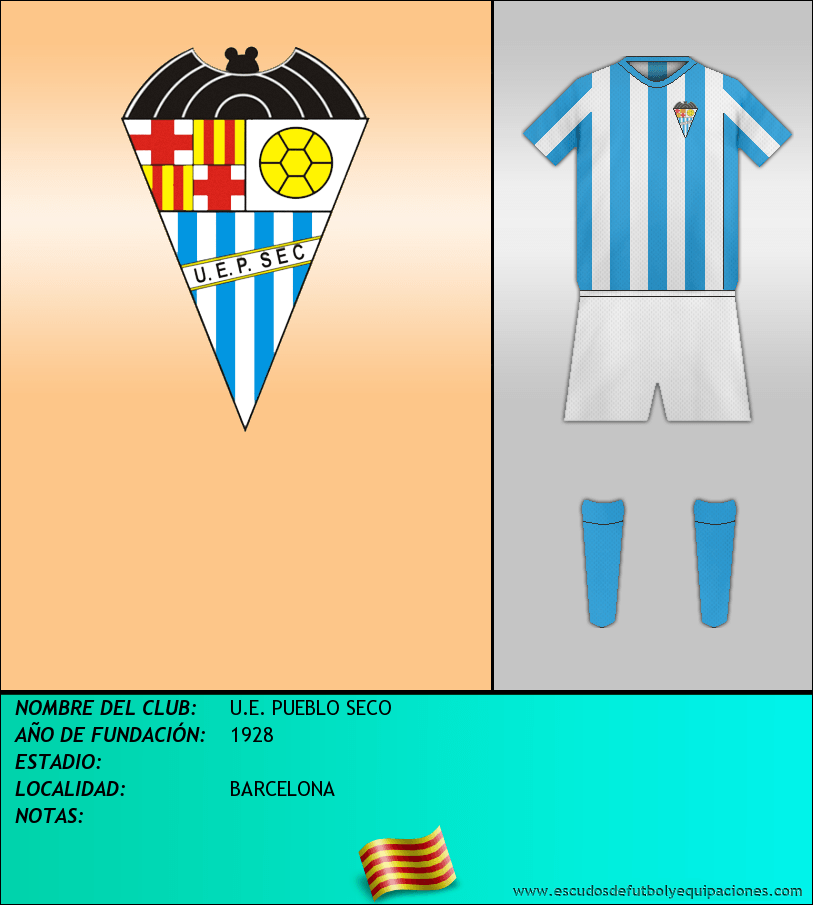 Escudo de U.E. PUEBLO SECO