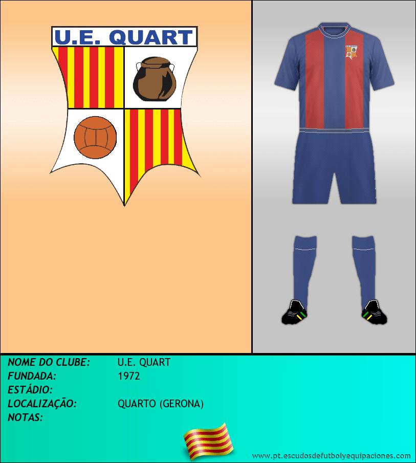 Escudo de U.E. QUART