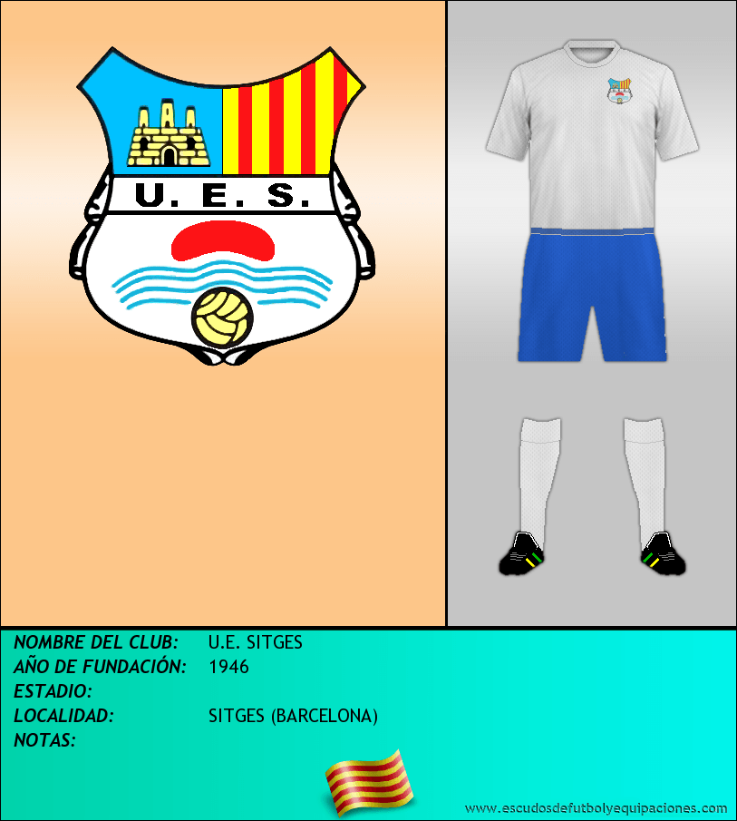 Escudo de U.E. SITGES