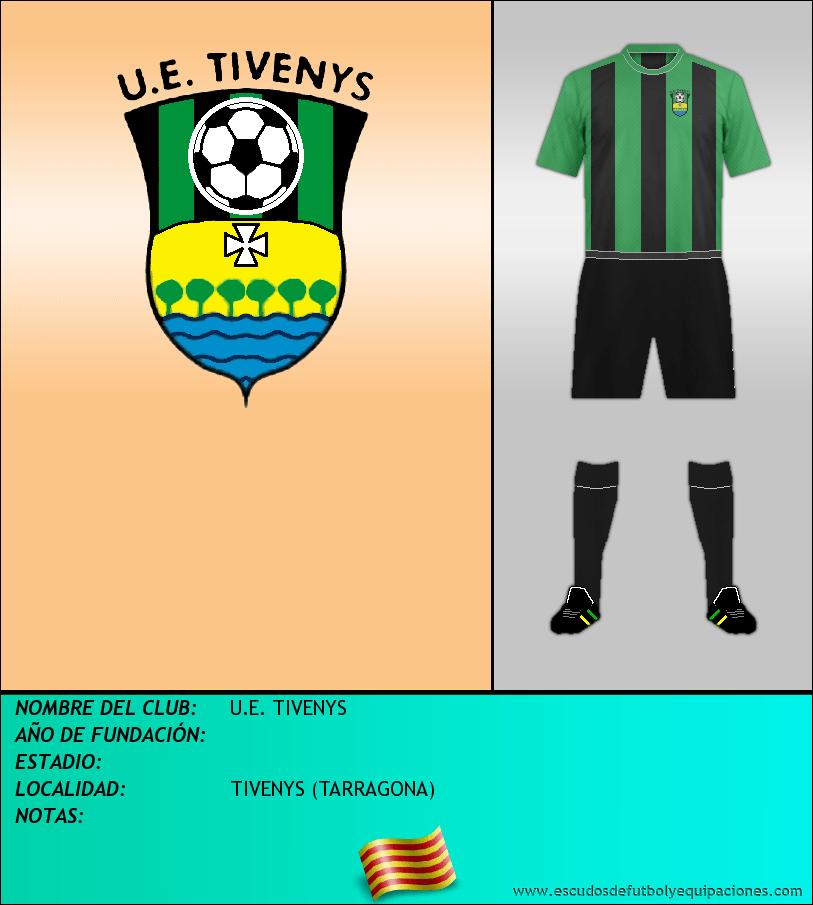 Escudo de U.E. TIVENYS