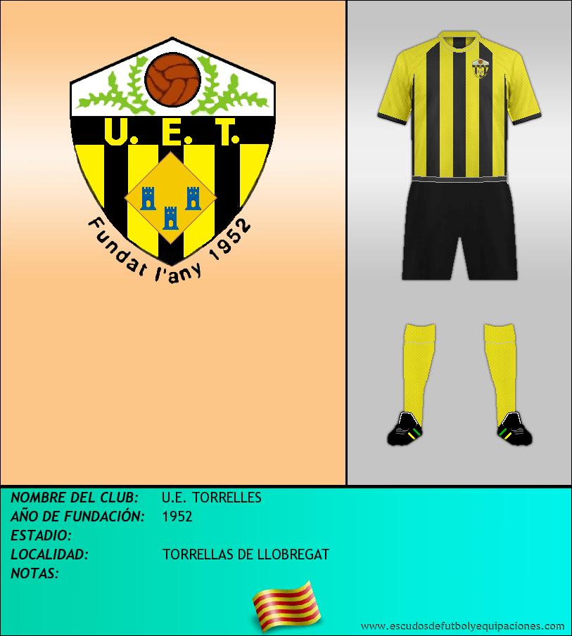 Escudo de U.E. TORRELLES