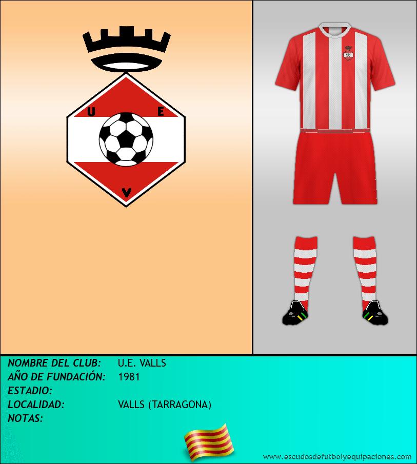 Escudo de U.E. VALLS