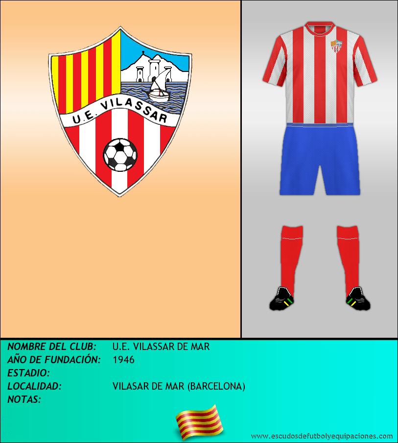 Escudo de U.E. VILASSAR DE MAR