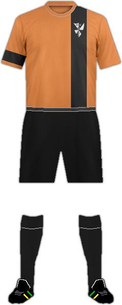 Camiseta MURALLAS DE CEUTA FC
