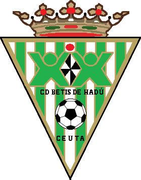 Escudo de C.D. BETIS DE HADÚ (CEUTA-MELILLA)