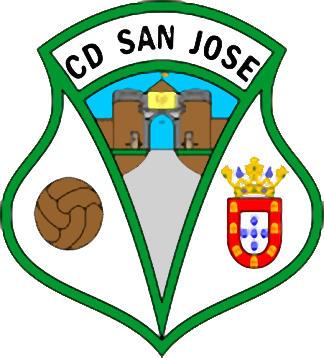 Escudo de C.D. SAN JOSÉ (CEUTA) (CEUTA-MELILLA)