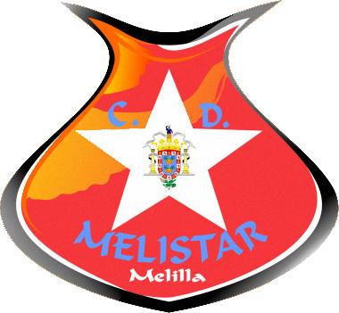 Escudo de C.D.E. MELISTAR (CEUTA-MELILLA)