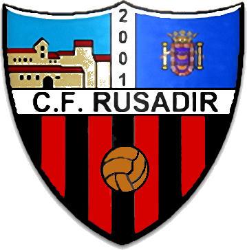Escudo de C.F. RUSADIR (CEUTA-MELILLA)