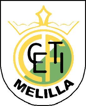 Escudo de CETI MELILLA C.F. (CEUTA-MELILLA)