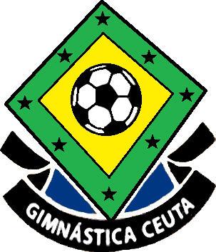 Escudo de GIMNÁSTICA CEUTA (CEUTA-MELILLA)