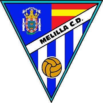 Escudo de MELILLA C.D. (CEUTA-MELILLA)