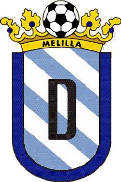 Escudo de MELILLA U.D. (CEUTA-MELILLA)
