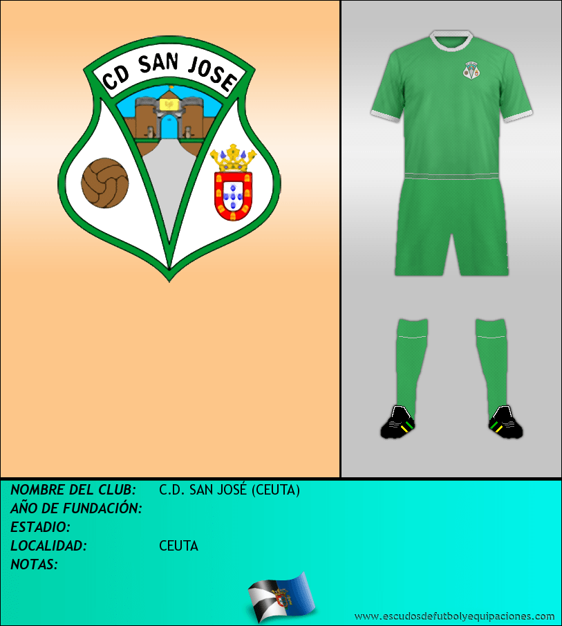 Escudo de C.D. SAN JOSÉ (CEUTA)