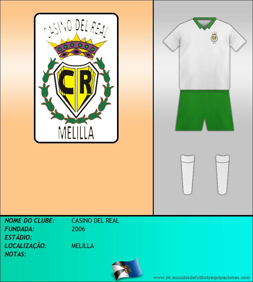 Escudo de CASINO DEL REAL