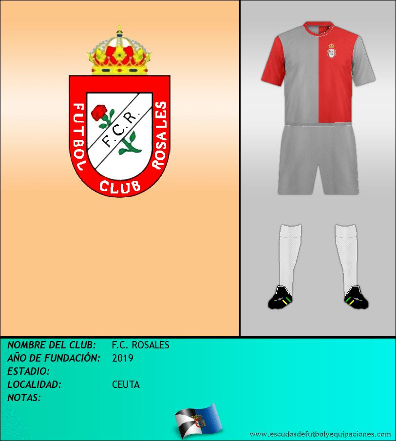 Escudo de F.C. ROSALES