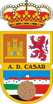 Escudo de A.D. CASAR (EXTREMADURA)