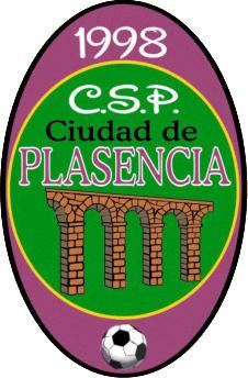 Escudo de A.D. CIUDAD DE PLASENCIA (EXTREMADURA)
