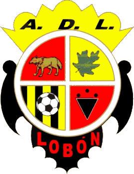 Escudo de A.D. LOBÓN (EXTREMADURA)
