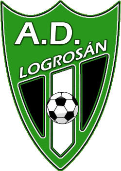 Escudo de A.D. LOGROSÁN (EXTREMADURA)