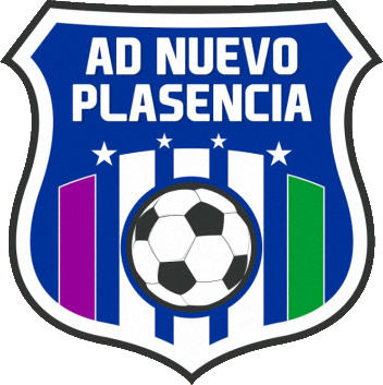 Escudo de A.D. NUEVO PLASENCIA (EXTREMADURA)