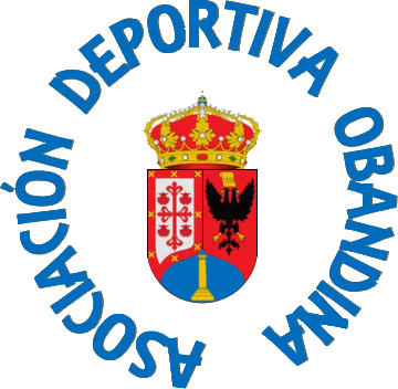 Escudo de A.D. OBANDINA (EXTREMADURA)