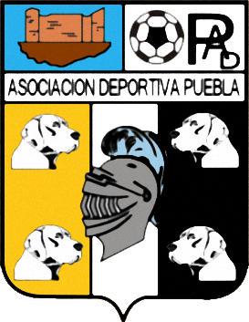 Escudo de A.D. PUEBLA (EXTREMADURA)