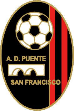 Escudo de A.D. PUENTE SAN FRANCISCO (EXTREMADURA)