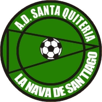 Escudo de A.D. SANTA QUITERIA (EXTREMADURA)