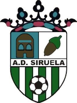 Escudo de A.D. SIRUELA (EXTREMADURA)