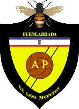 Escudo de A.P. FUENLABRADA DE LOS MONTES (EXTREMADURA)
