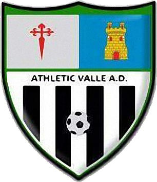 Escudo de ATHLETIC VALLE A.D. (EXTREMADURA)
