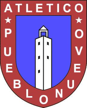 Escudo de ATLETICO PUEBLONUEVO (EXTREMADURA)