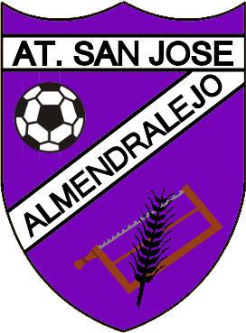 Escudo de ATLETICO SAN JOSE (EXTREMADURA)