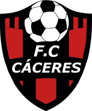 Escudo de CÁCERES F.C. A.S.D. (EXTREMADURA)