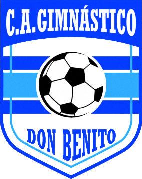 Escudo de C.A. GIMNÁSTICO DON BENITO (EXTREMADURA)