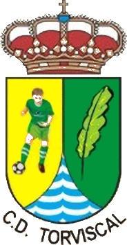 Escudo de C.D TORVISCAL (EXTREMADURA)