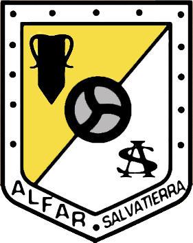 Escudo de C.D. ALFAR SALVATIERRA (EXTREMADURA)