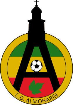 Escudo de C.D. ALMOHARÍN (EXTREMADURA)