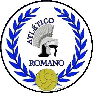 Escudo de C.D. ATLÉTICO ROMANO (EXTREMADURA)