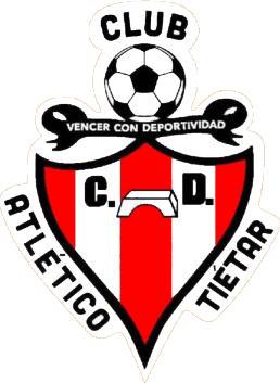 Escudo de C.D. ATLÉTICO TIÉTAR (EXTREMADURA)