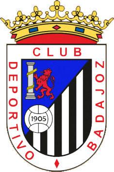 Escudo de C.D. BADAJOZ  (EXTREMADURA)