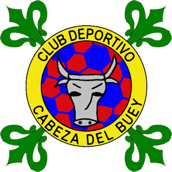 Escudo de C.D. CABEZA DEL BUEY (EXTREMADURA)