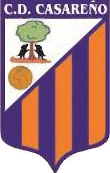 Escudo de C.D. CASAREÑO (EXTREMADURA)