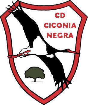 Escudo de C.D. CICONIA NEGRA (EXTREMADURA)