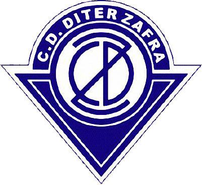 Escudo de C.D. DITER ZAFRA  (EXTREMADURA)